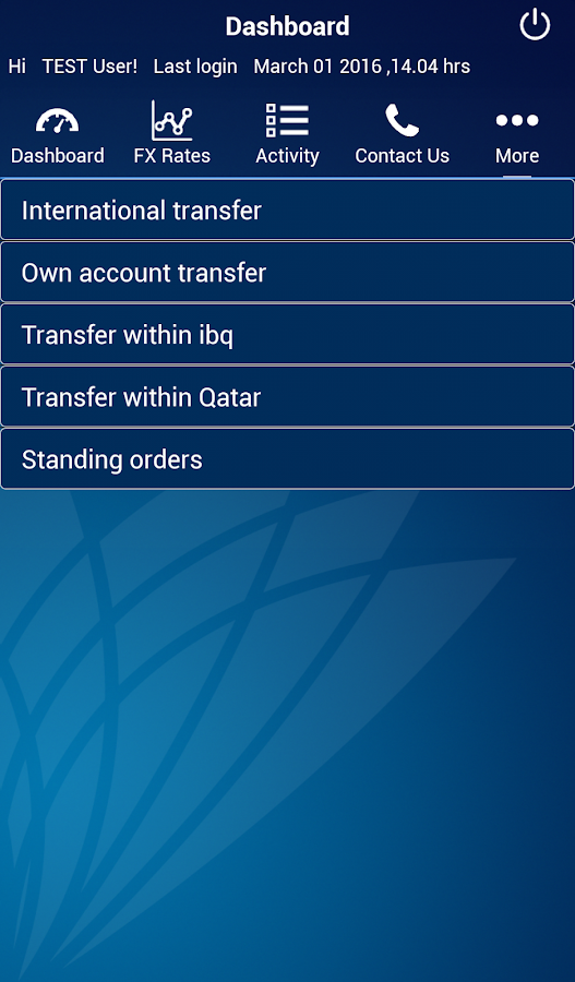 ibq Mobile- screenshot