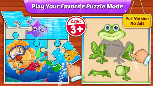 Puzzle Kids - Animals Shapes and Jigsaw Puzzles 1.1.6 androidappsheaven.com 1