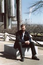 Photo: Lasse YK:n päämajalla keväällä 1986