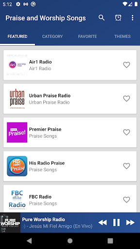 Praise and Worship Songs 2020 4.1.0 screenshots 1