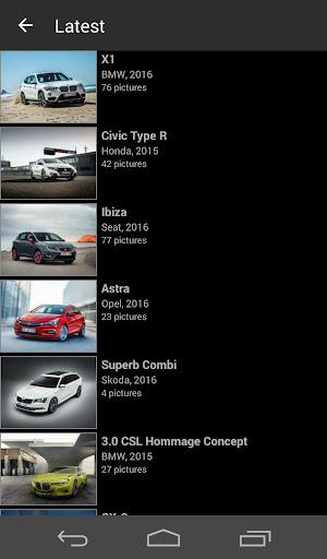 NetCarShow.com - Cars: News, Pictures & Specs  screenshots 1