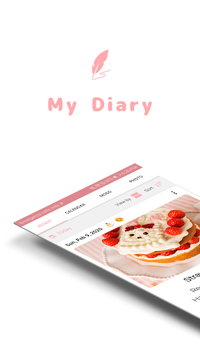 Daily Life - My Diary, Journal android2mod screenshots 1