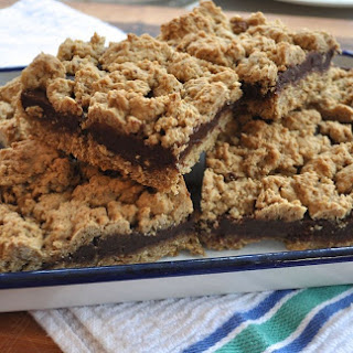 No Bake Chocolate Revel Bars Recipes.