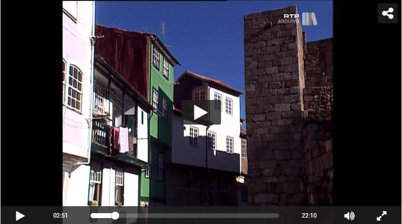 Vídeo - Lamego: Para Além do Douro - RTP Arquivos