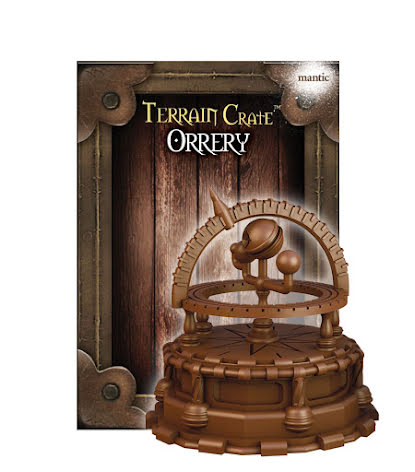 TERRAIN CRATE: Orrery