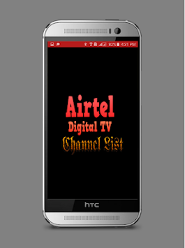 Download Airtel Digital TV Channel List APK latest version