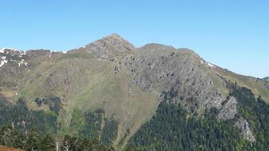Photo: Montagne d'Areng deuxième objectif