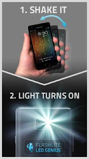 Flashlight LED Genius- screenshot thumbnail