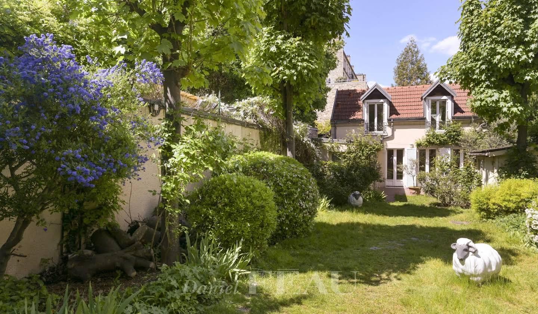 Maison avec jardin et terrasse Paris 15ème