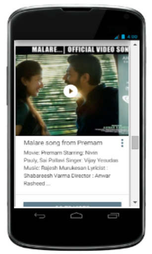 MALAYALAM MOVIE SONGS LIVE