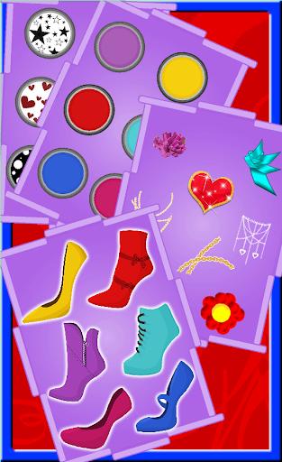 High Heels Shoe Designer apkmr screenshots 4