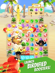 Angry Birds Match MOD (Unlimited Money) 7