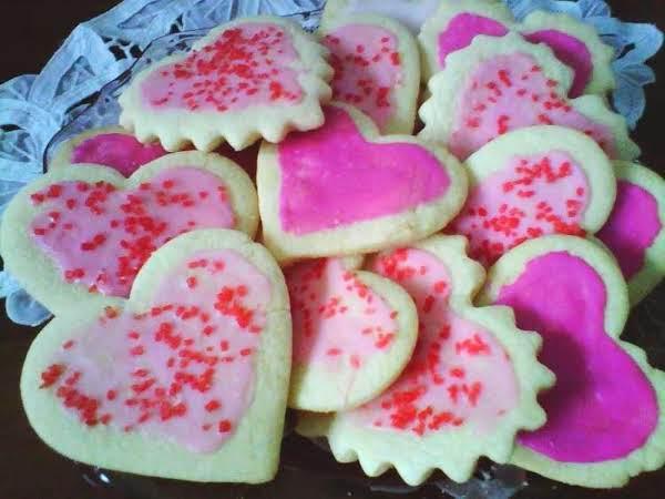 Here Are My Hearts I Made Today Using Judy's Recipe!  :-)