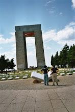Photo: turecký památník