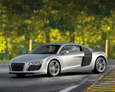 Themes Audi R8 screenshot 4