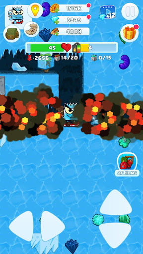 Digger 2: dig and find minerals android2mod screenshots 5