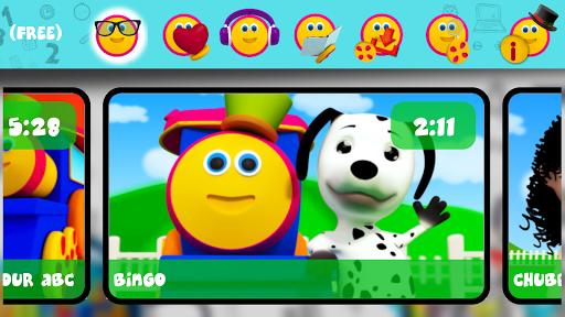 Bob the Train Nursery Rhyme Videos for Kids 3.02 screenshots 1