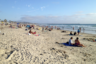 Photo: Beach in San Diego http://ow.ly/caYpY
