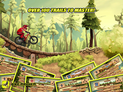 Bike Mayhem Free for PC
