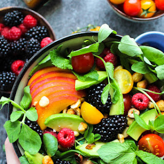Summer Salads With Fruit Recipes