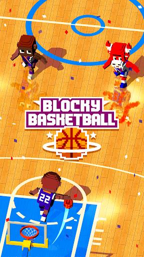 Blocky Basketball FreeStyle 1.7.1_223 screenshots 5