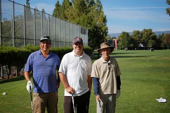 Photo: Larry Lopez, Brian Silva, and Stephen Cope