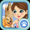 Dora in London – Perros icon