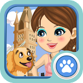 Dora in London – Dog game