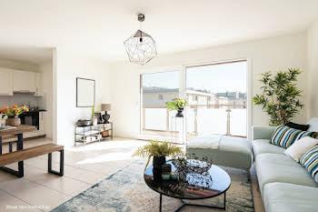 Appartement 4 pièces 80,9 m2