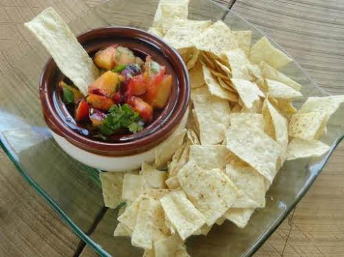 "Summer Sunrise Salsa ""This is refreshing and great for summer when everything..."