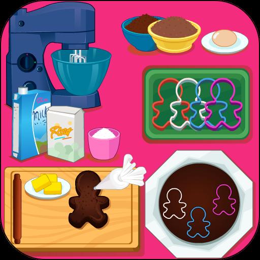Baking Bittersweet Chocolate Cookies (game)