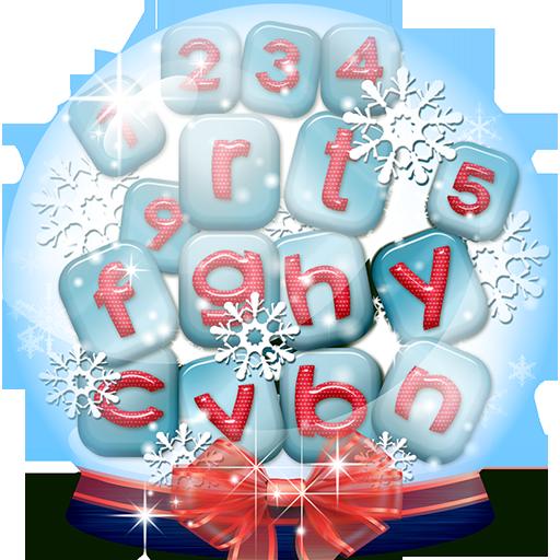 娛樂App|雪のキーボード LOGO-3C達人阿輝的APP