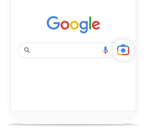 Logotipo do Google app