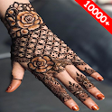 Mehndi design for girls offline icon
