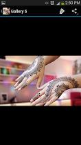 Mehndi Design For Hands - screenshot thumbnail 05