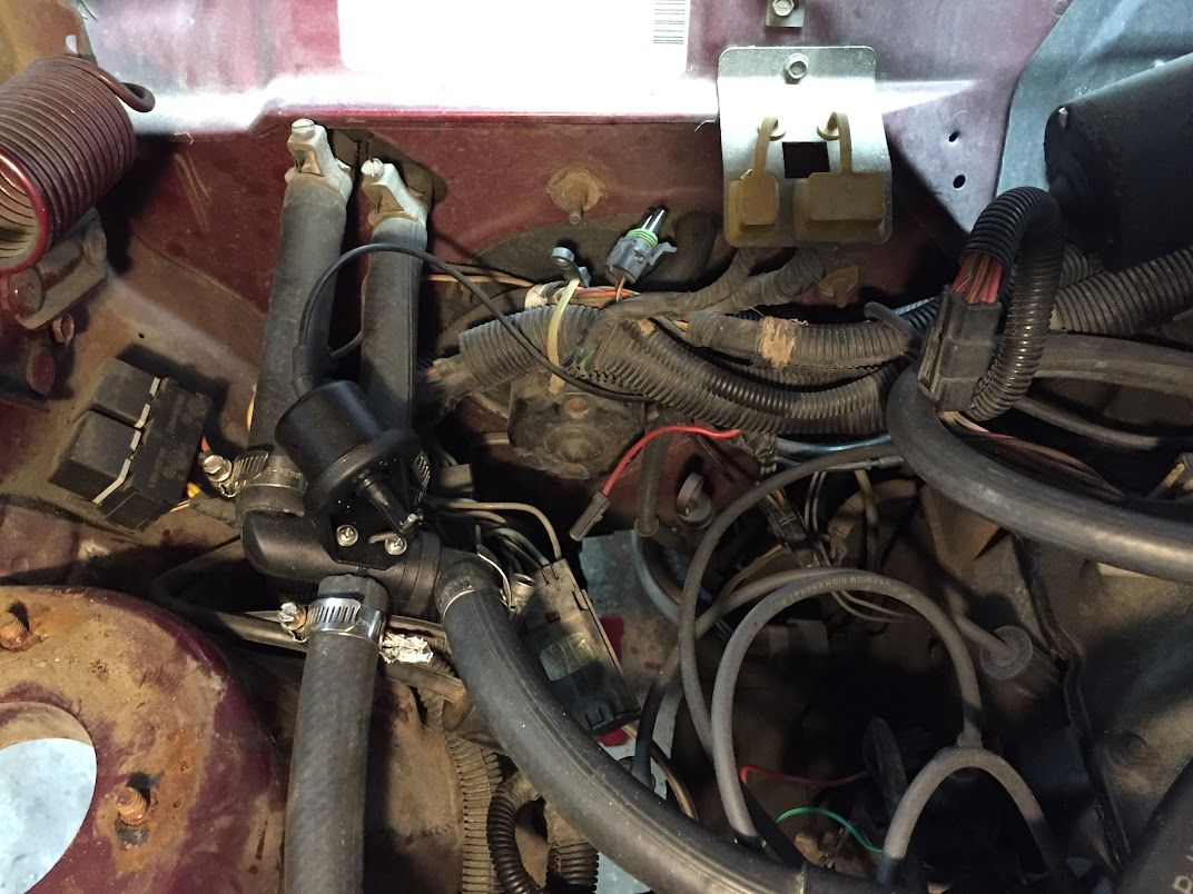 Heater Controls And What Is This Plug For Amc Eagle Den Forum Javelin Wiring Diagram Also 1972 Wiper Switch The Cherokee Version