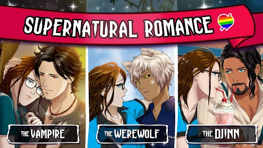 Lovestruck Choose Your Romance Mod Apk (All Tickets Unlocked) 3