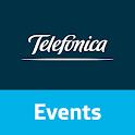 Telefónica Events icon