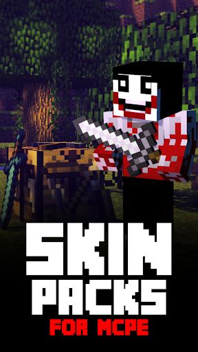 Skin Packs For MCPE