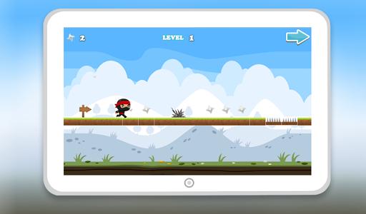 Ninja Go Kid Dash screenshot 5