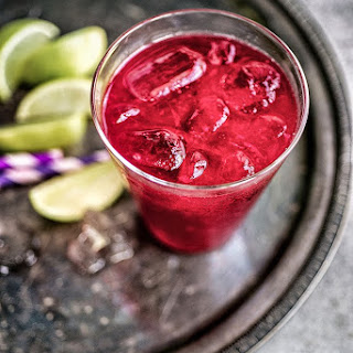 Blackberry Daiquiri.