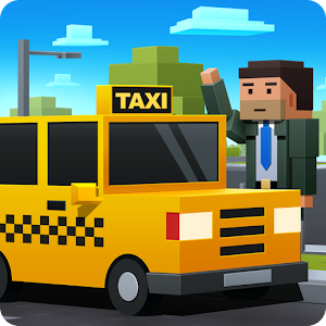 LOOP TAXI V1.45 MOD (UNLIMITED MONEY & UNLOCKED) APK
