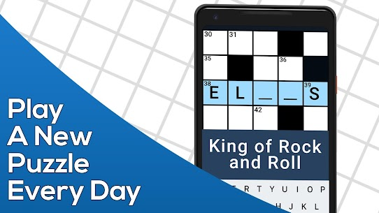 Daily Themed Crossword – A Fun crossword game 1