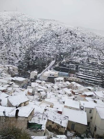 Imagen del municipio de Sierro. /Foto: Facebook Sierro Almería
