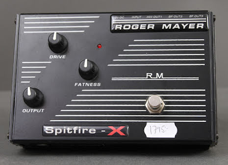 Roger Mayer Spitfire-X USED - Good Condition