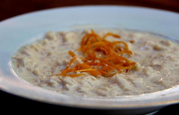 Pouding Au Riz Recipe