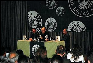 Photo: Antonio Huerga, Ángel y yo...