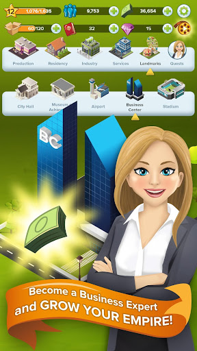 Download Business Magnate: Craft, Build, Expand in Idle Tap For PC 1