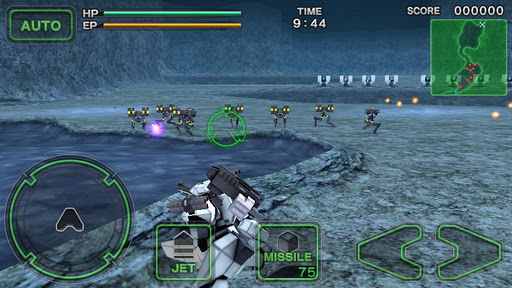 Destroy Gunners SP / ICEBURN!! screenshot 3