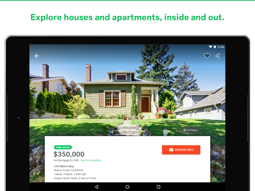 Trulia Real Estate & Rentals for PC